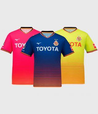 Maglie portiere Nagoya Grampus 2018