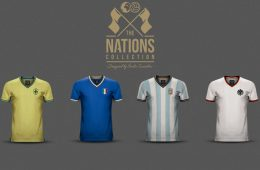 Nations Collection Sansolini vintage