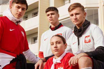 Maglie Polonia Mondiali 2018 Nike
