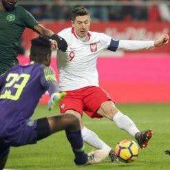 Lewandowski in Polonia-Nigeria, amichevole 2018