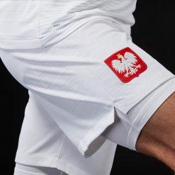 Pantaloncini bianchi Polonia 2018