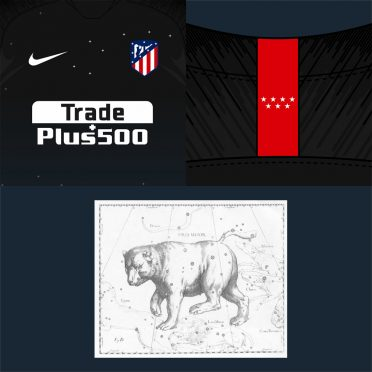 Atletico Madrid Dettagli Ispirazione