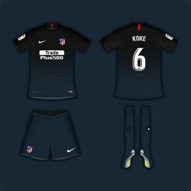 Atletico Madrid Nike City Edition