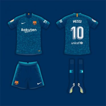 Barcellona Nike City Edition