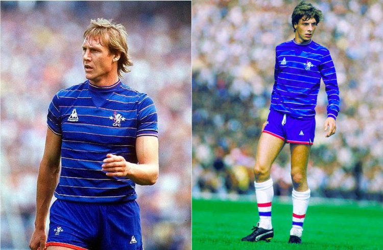 Chelsea prima maglia 1984-1985