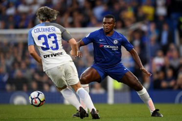 Desailly, Chelsea-Inter Legends