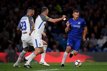 Shevchenko, partita Chelsea-Inter Legends