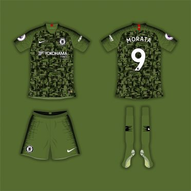 Chelsea Nike City Edition
