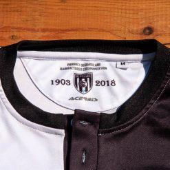 Colletto Heracles maglia 115 anni
