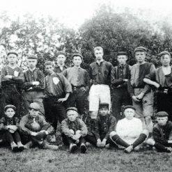 La formazione dell'Heracles Almelo nel 1903