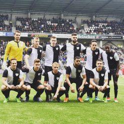 Foto di squadra Heracles Almelo kit 115 anni