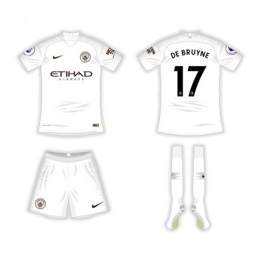 Manchester City Nike City Edition