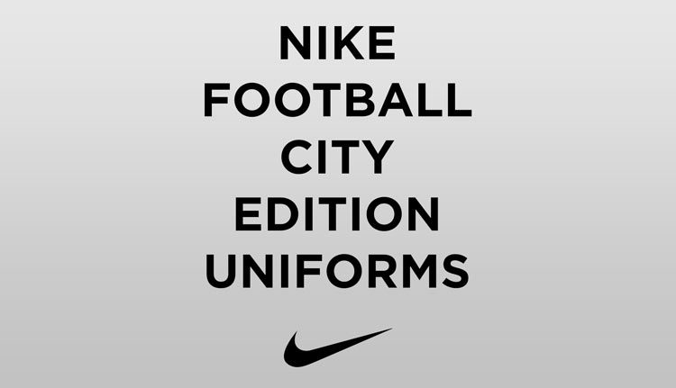 Divisa Nike City Edition