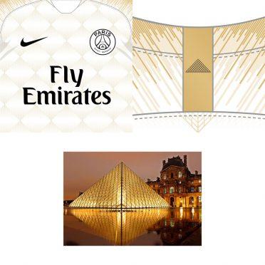 Paris Saint-Germain Dettagli Ispirazione