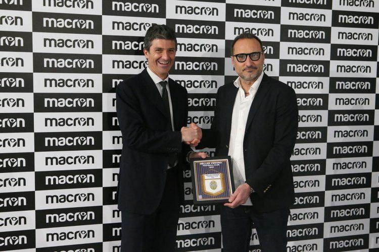Pavanello e Setti, accordo Macron-Hellas Verona