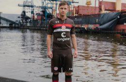 Prima maglia FC St. Pauli 2018-2019
