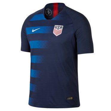 Seconda maglia Stati Uniti blu 2018
