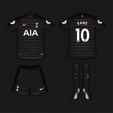 Tottenham Nike City Edition