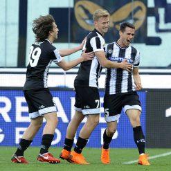 Lasagna in gol, Udinese-Lazio