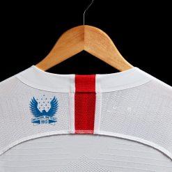Interno maglia USA con l'aquila americana