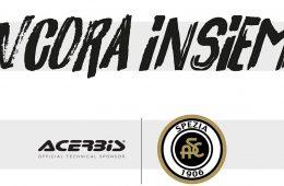 Acerbis rinnovo Spezia Calcio sponsor