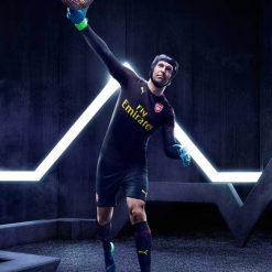 Cech divisa portiere Arsenal 2018-2019