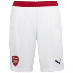 Pantaloncini Arsenal 2018-2019 home bianchi