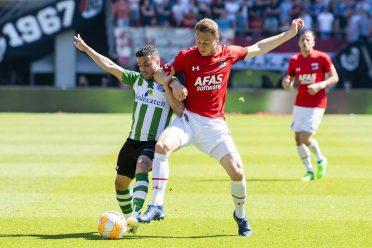 AZ Alkmaar-Zwolle 6-0