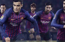 Nuova maglia Barcellona 2018-2019