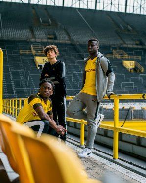 Maglie e abbigliamento BVB 2018-2019