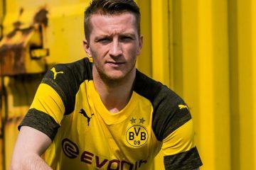 Reus con la maglia del Borussia Dortmund 2018-2019