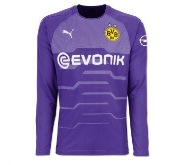 Maglia portiere Borussia Dortmund viola