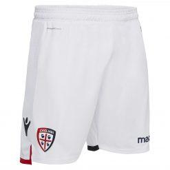 Pantaloncini Cagliari bianchi 2018-19