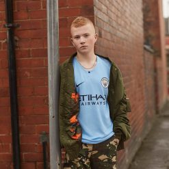 Maglia Manchester City lifestyle