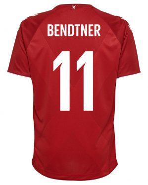 Maglia Danimarca Bendtner 11