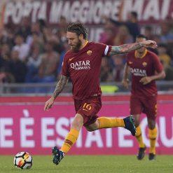 De Rossi in Roma-Juventus