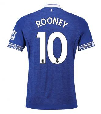 Prima maglia Everton 2018-19 Rooney 10