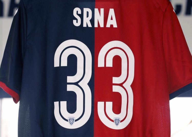 Font Cagliari 2018-2019 - Srna 33
