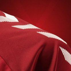 Frecce Hummel maglia Danimarca 2018