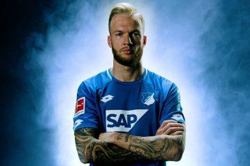 Presentazione nuova maglia Hoffenheim 2018-2019