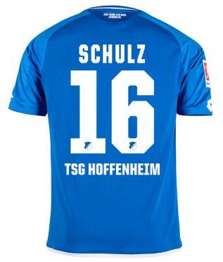 Maglia Schulz 16 - Hoffenheim