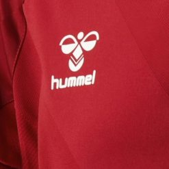 Logo Hummel maglia Danimarca