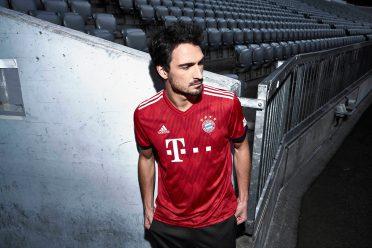 Hummels kit Bayern 2018-19