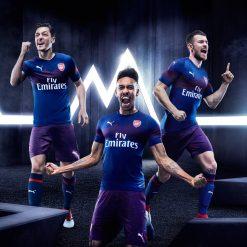 Arsenal kit away 2018-2019