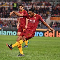 Divisa Roma 2018-2019 home