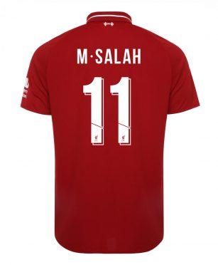 Liverpool maglia Salah 11 New Balance