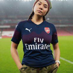 Maglia Arsenal trasferta blu Puma