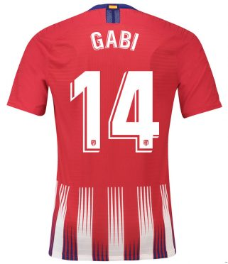 Maglia Gabi 14 Atletico Madrid 2018-19
