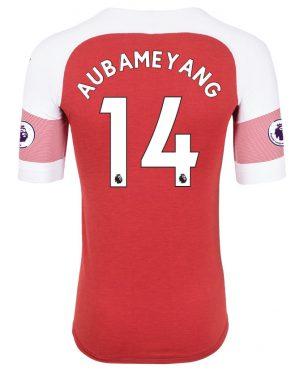 Maglia Arsenal Aubameyang 14