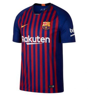 Maglia Barcellona 2018-2019 Nike